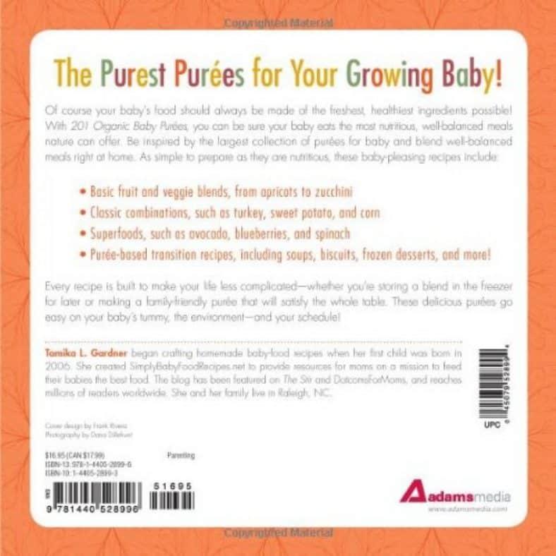 201 Organic Baby Purees 3