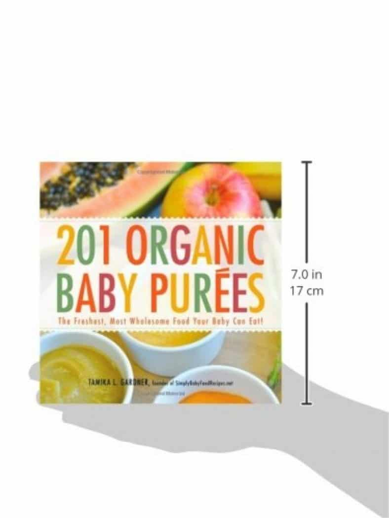 Get the 201 organic baby purees recipe book for a healthy baby 201 organic baby purees 2 forumfinder Choice Image