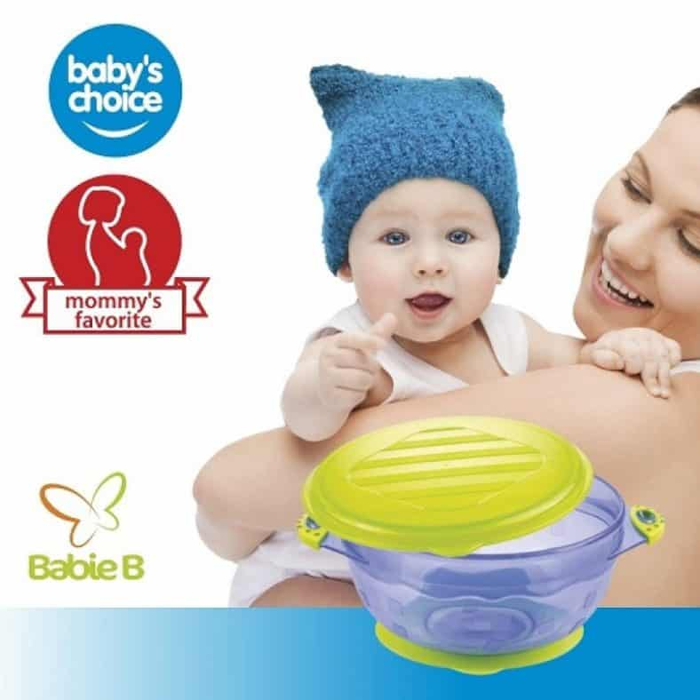 BabieB Spill Proof Best Baby Bowls Review 3