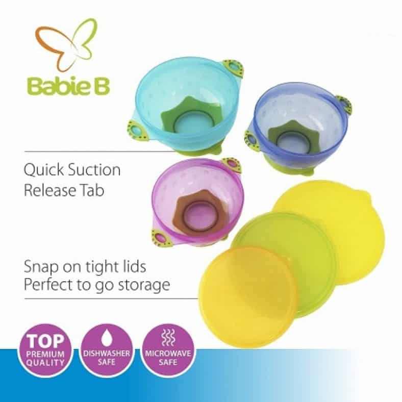 BabieB Spill Proof Best Baby Bowls Review 5