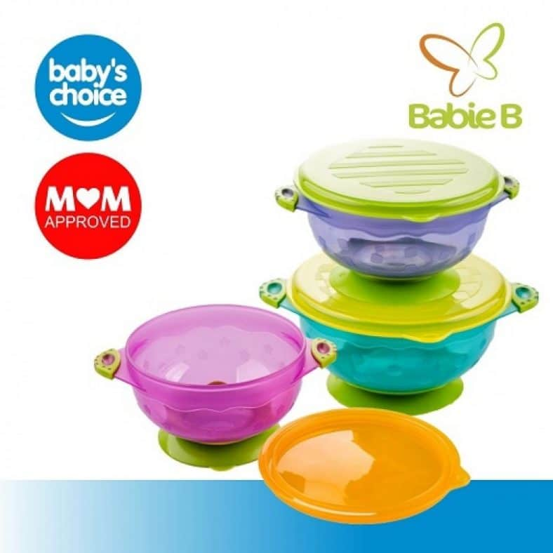 BabieB Spill Proof Best Baby Bowls Review 7