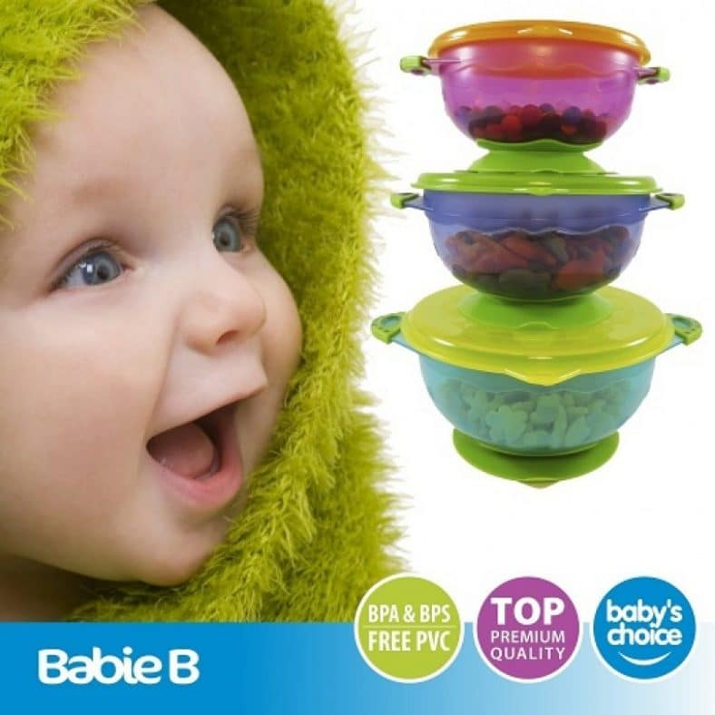 BabieB Spill Proof Best Baby Bowls Review 8