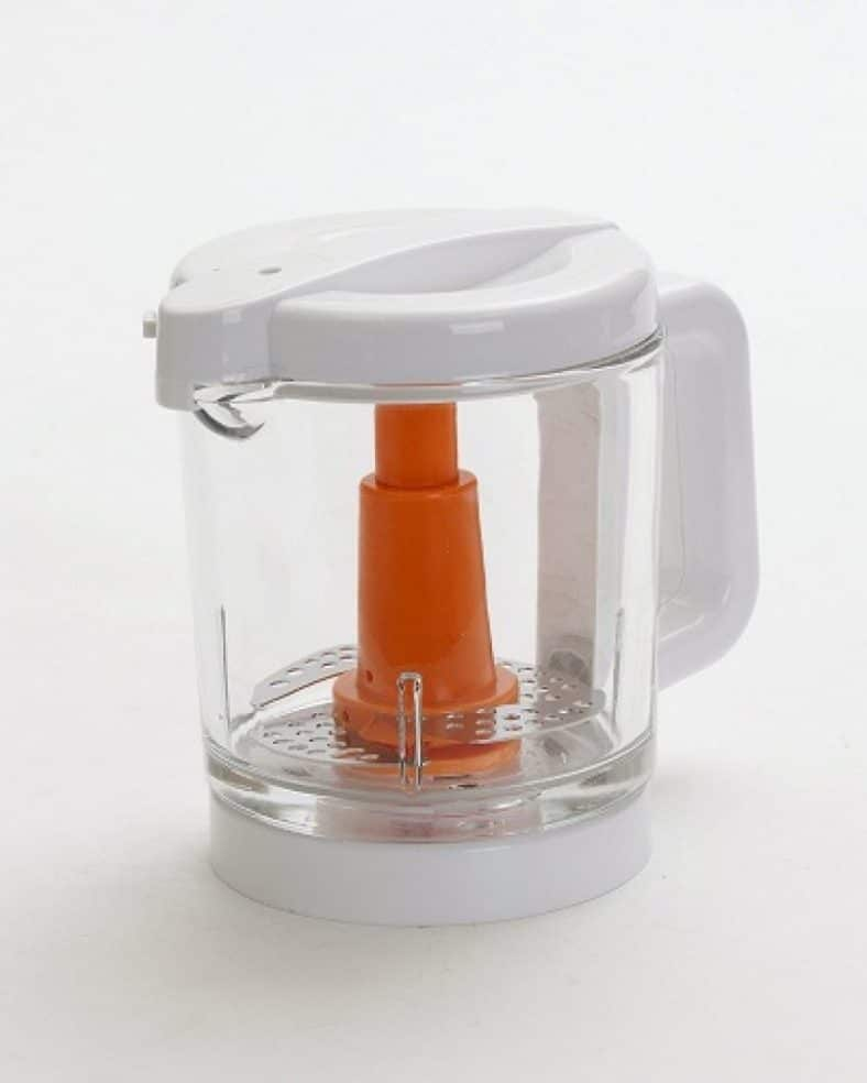 Baby Brezza Food Maker Glass Large 4 Cup Capacity, White 3
