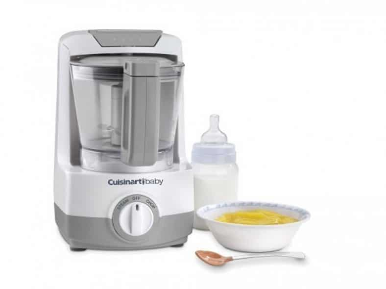 Conair Cuisinart BFM-1000 Baby Food Maker and Bottle Warmer 2