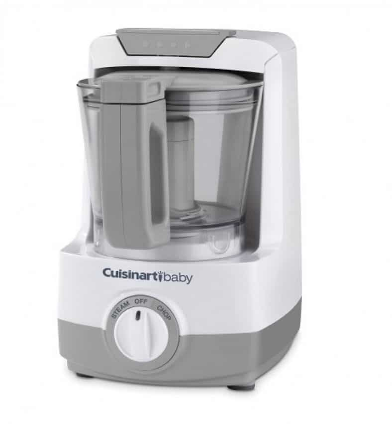 Conair Cuisinart BFM-1000 Baby Food Maker and Bottle Warmer 3