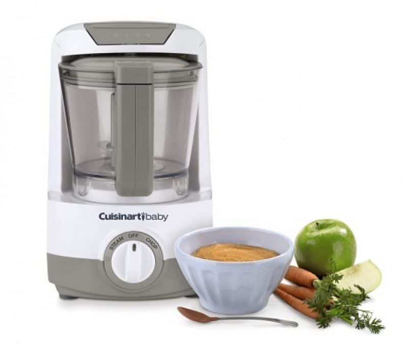 Conair Cuisinart BFM-1000 Baby Food Maker and Bottle Warmer 6