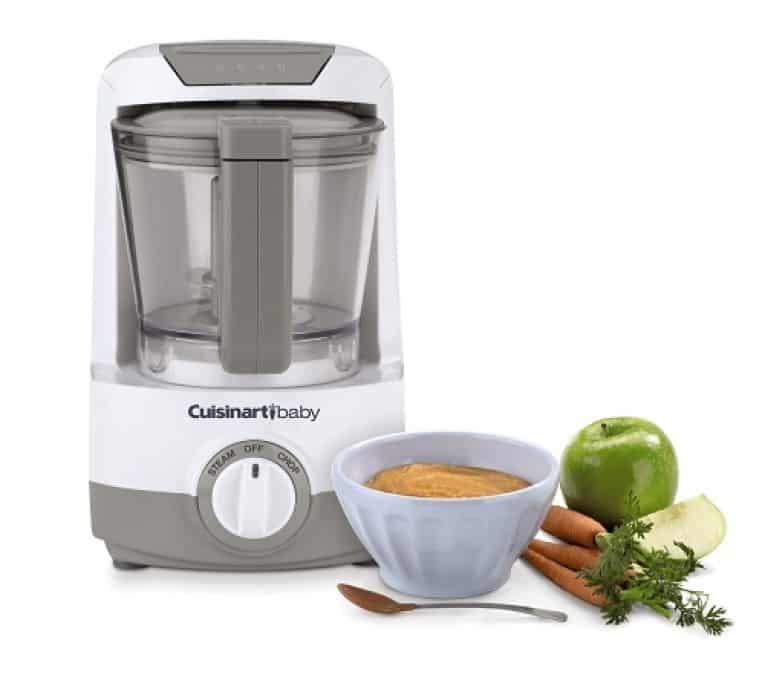 Conair Cuisinart BFM-1000 Baby Food Maker and Bottle Warmer 6