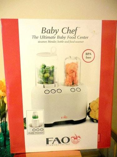 FAO Schwarz Baby Chef Cooker Food Processor 3