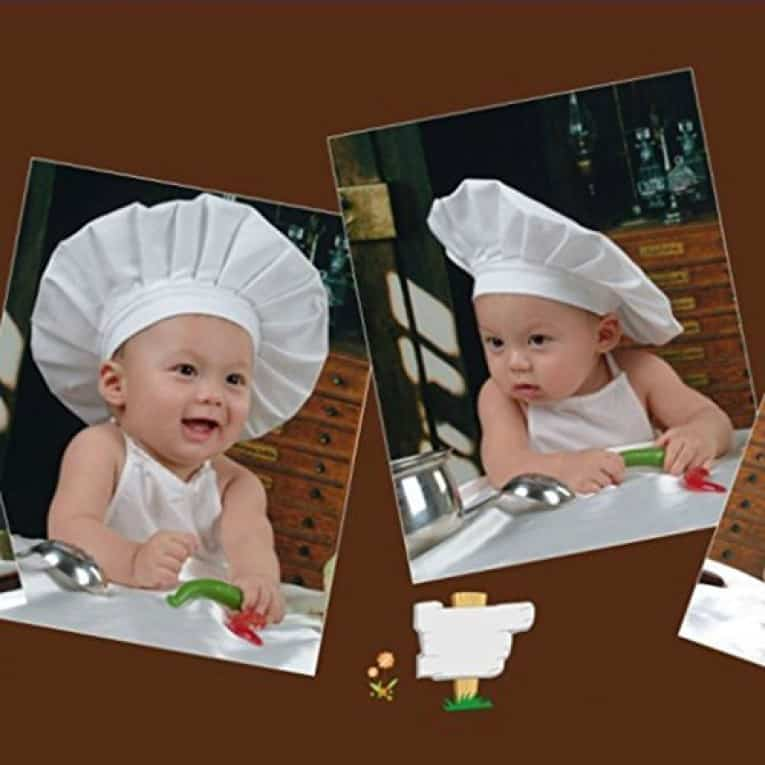 Great Deal Baby Chef Outfit 2 Piece Layette Review 2