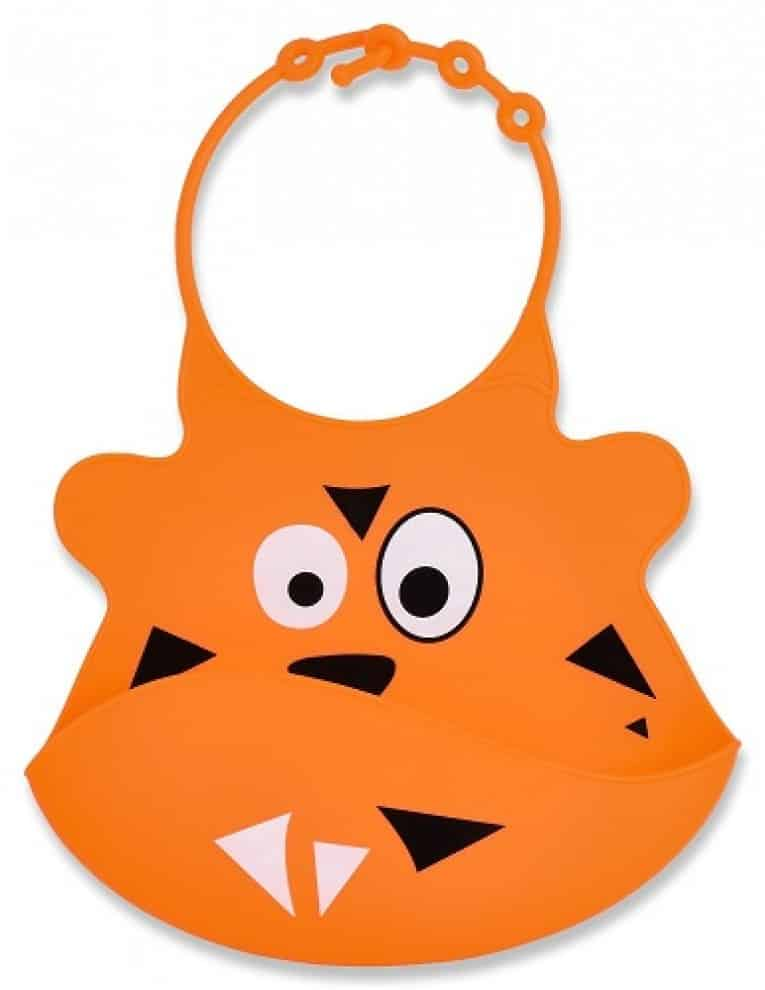 Jamika Products Best Silicone Bibs with Food Pockets Review 2