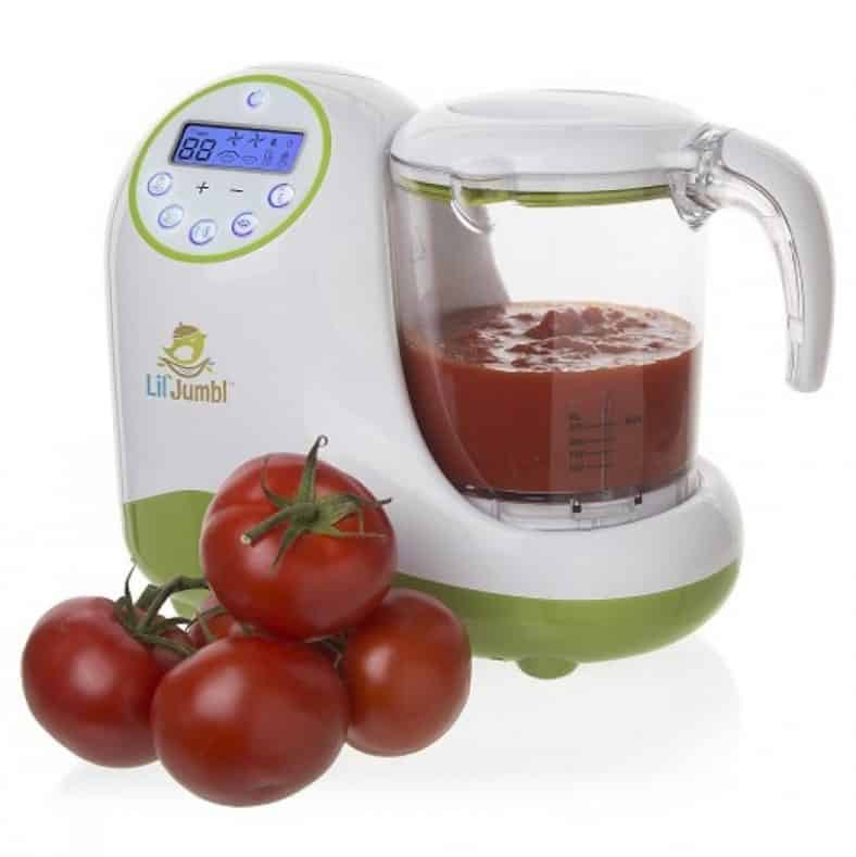 Lil' Jumbl Baby Food Maker 2