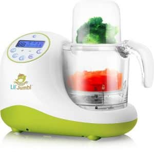 Lil' Jumbl Baby Food Maker and Steamer