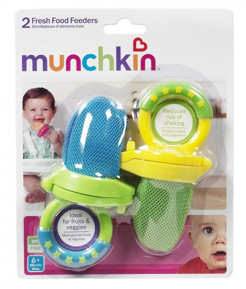 Munchkin Fresh Food Feeder, 2 Count Review 4