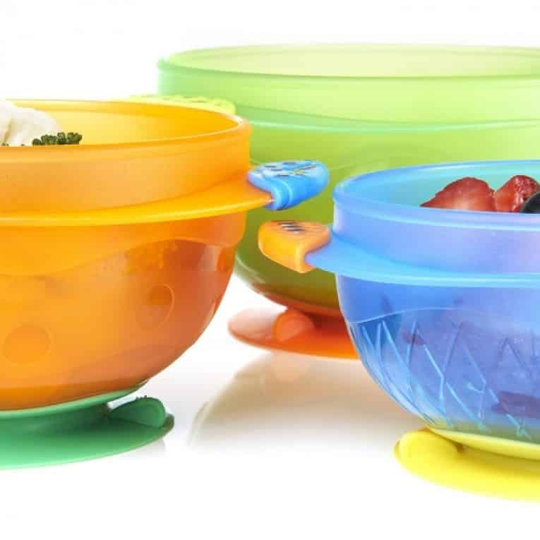 Munchkin Stay Put Suction Bowl, 3 Count Review 4