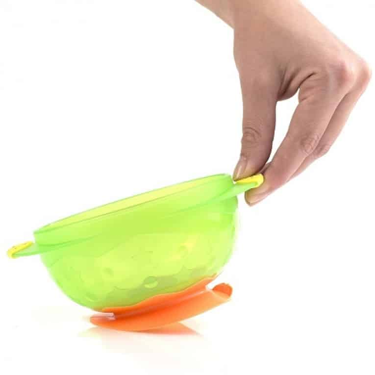 Munchkin Stay Put Suction Bowl, 3 Count Review 5