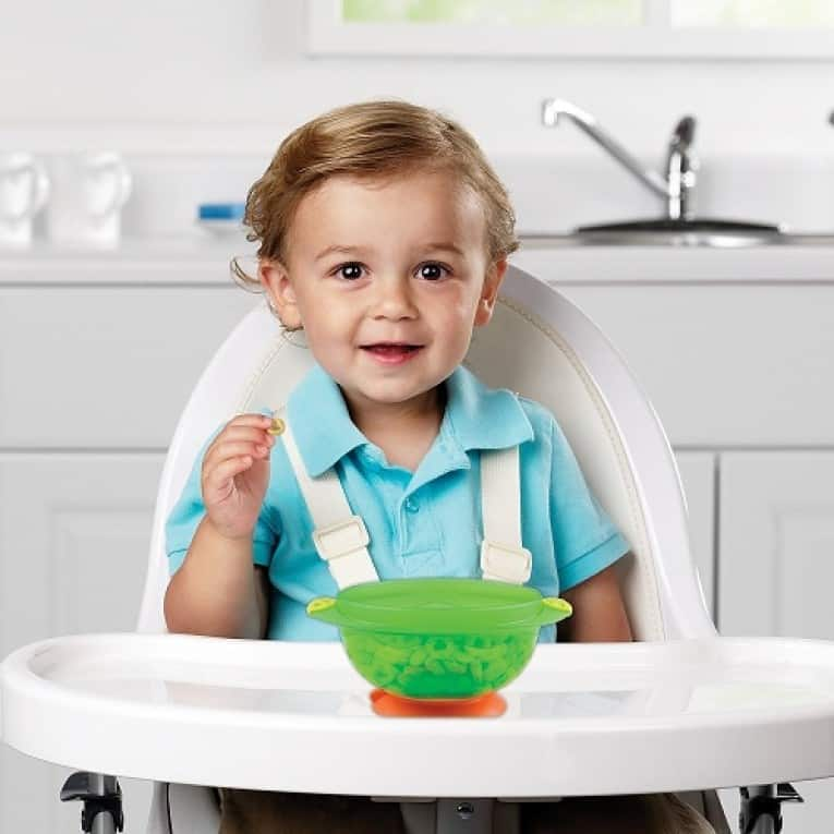 Munchkin Stay Put Suction Bowl, 3 Count Review 6