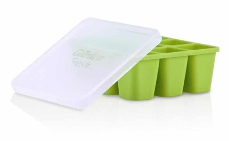 Nuby Garden Fresh Freezer Tray with Lid Review 4