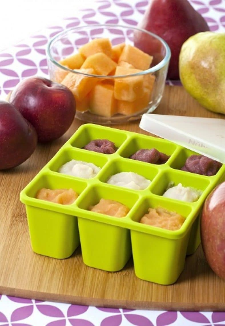 Nuby Garden Fresh Freezer Tray with Lid Review 6