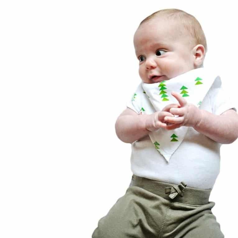Tiny Angel Bandana Drool Baby Bibs Review 3