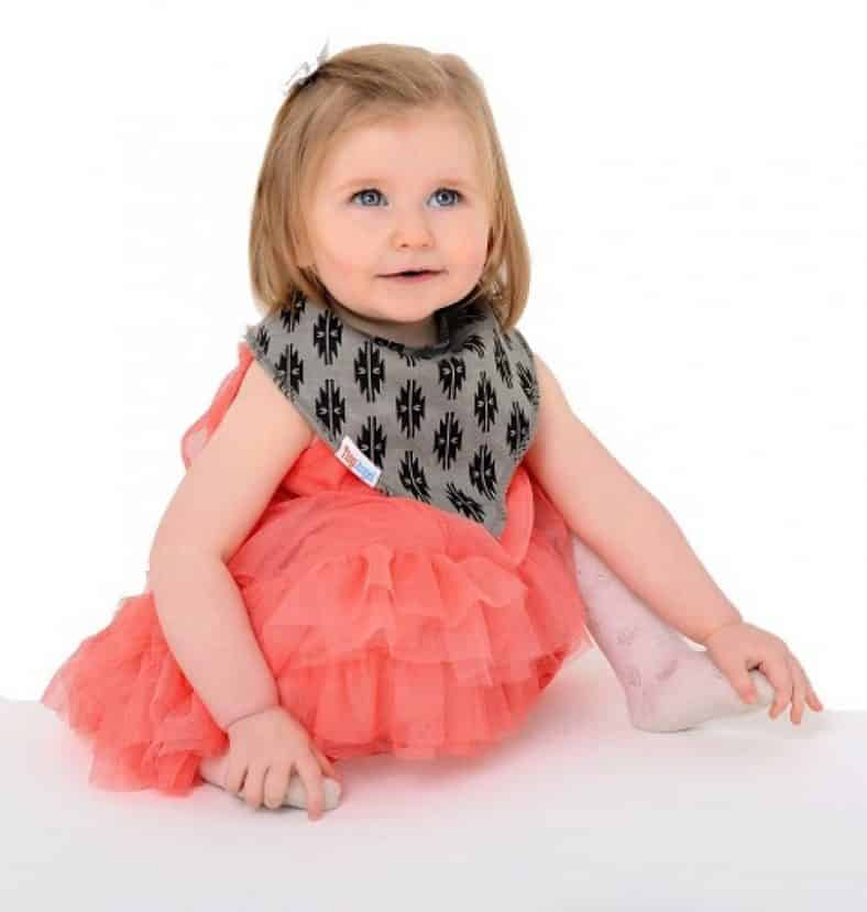Tiny Angel Bandana Drool Baby Bibs Review 6