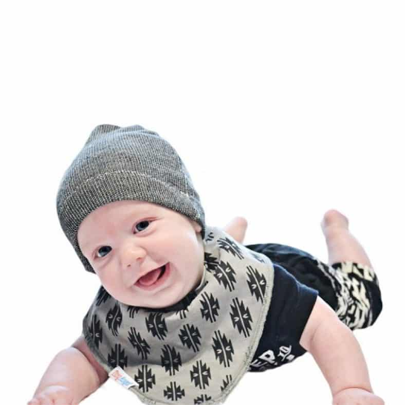 Tiny Angel Bandana Drool Baby Bibs Review 7