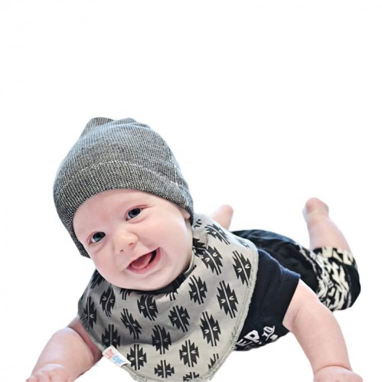 Tiny Angel Bandana Drool Baby Bibs Review 7