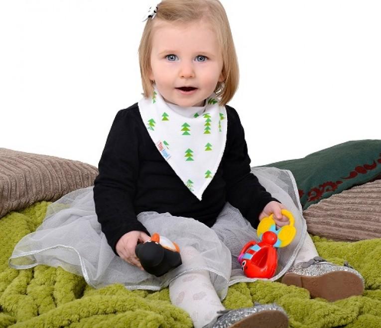 Tiny Angel Bandana Drool Baby Bibs Review 8