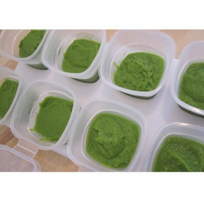 XHTECH Superior 8 Piece Baby Food Containers Review 4