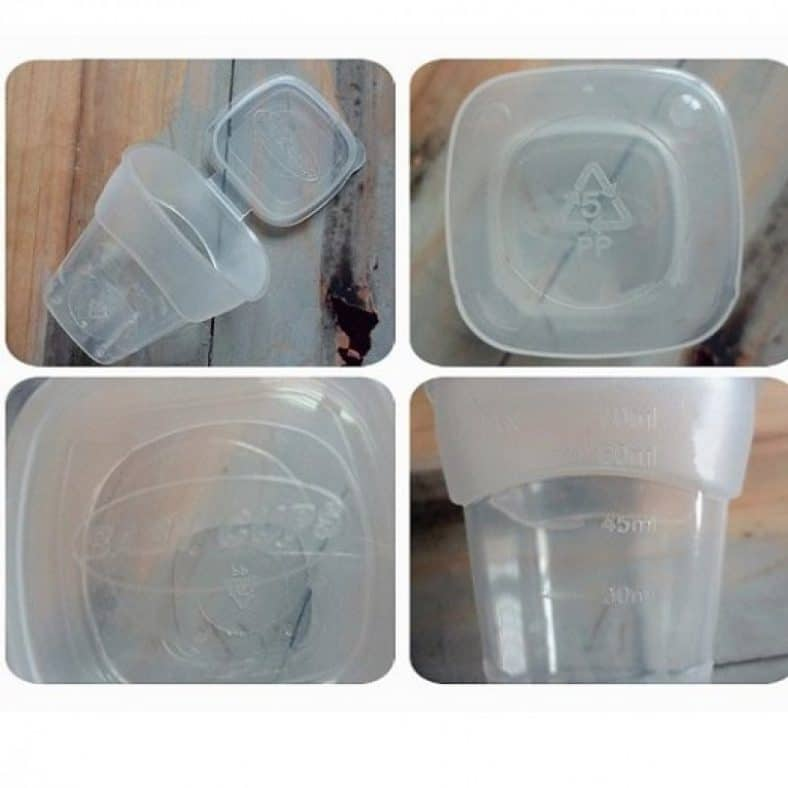 XHTECH Superior 8 Piece Baby Food Containers Review 6