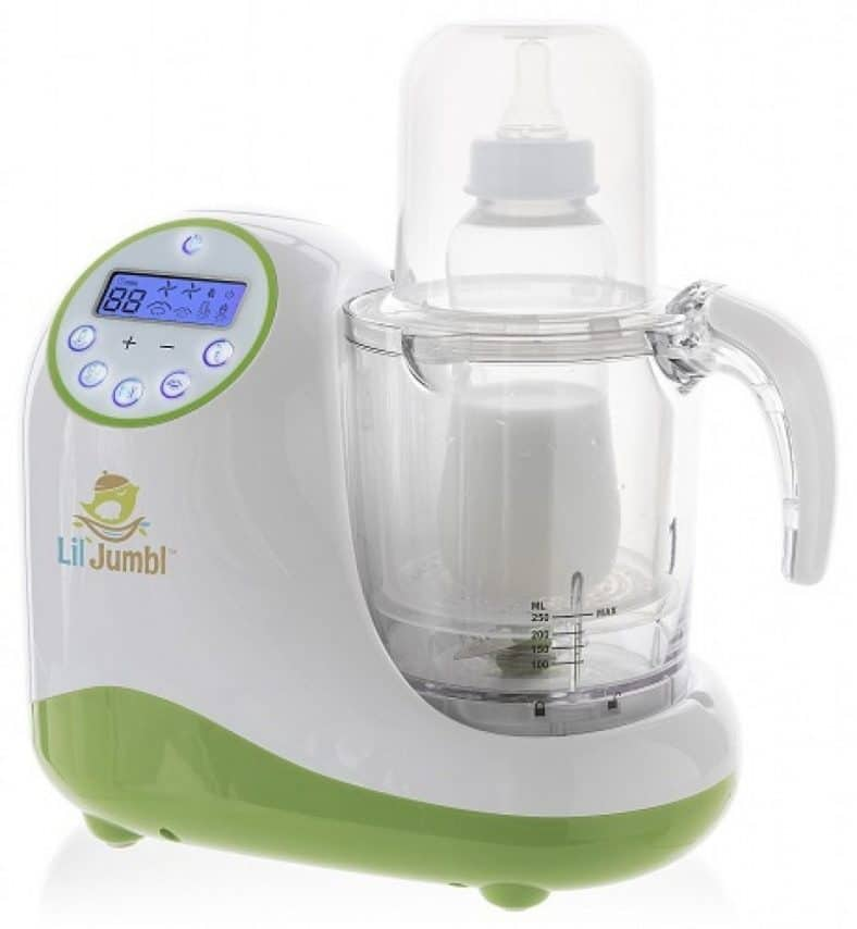 Lil' Jumbl Baby Food Maker 5