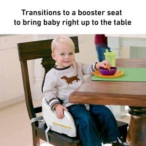 booster seat Graco Blossom 6 in 1 High Chair Reviews